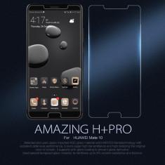 Geam HUAWEI Mate 10 Tempered Glass H+ PRO by Nillkin - Folie de protectie Huawei, Lucioasa