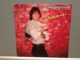 CLIFF RICHARD - DREAMING/DYNAMITE (1980/EMI/RFG) - Vinil Single pe '7/Impecabila, emi records