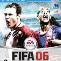 FIFA 06 - PS2 [Second hand] - Jocuri PS2, Sporturi, 18+, Multiplayer