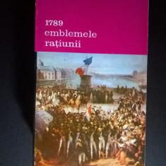 Jean Starobinski – 1789. Emblemele ratiunii