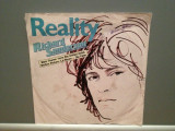 RICHARD SANDERSON/PAUL HUDSON-REALITY....(1983/CARRERE/RFG) - Vinil Single pe '7