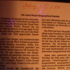 150 DE ANI DE LA CREAREA SOCIETATII REGALE DE GEOGRAFIE-1 UNCIE-AG-, Europa