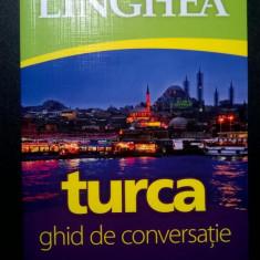 Linghea Turca ghid de conversatie cu dictionar si gramatica