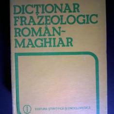B. Kelemen, L. Szasz – Dictionar frazeologic roman-maghiar