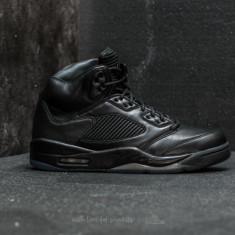 Vand Adidasi Air Jordan5 Retro Premium Black, marimea 10, 5 - Adidasi barbati Jordan, Marime: 44 2/3, Culoare: Negru