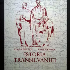 Ioan Aurel Pop, I. Bolovan - Istoria Transilvaniei - Istorie