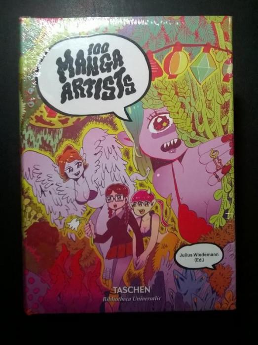 100 Manga Artists {Taschen}