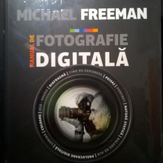 Michael Freeman - Manual de fotografie digitala - Carte Istoria artei