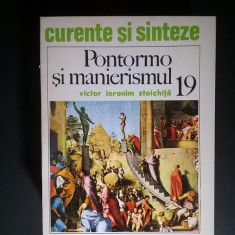 Victor Ieronim Stoichita - Pontormo si manierismul