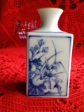 Vaza chinezeasca din portelan, marcata (1)