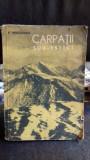 CARPATII SUD - ESTICI - V. MIHAILESCU