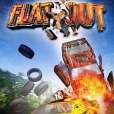 Flatout - PS 2 [Second hand], Curse auto-moto, 3+, Multiplayer