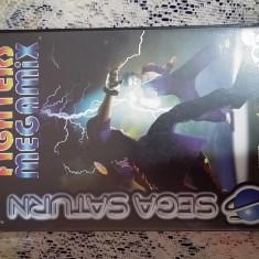Fighters megamix pt sega saturn - Jocuri Sega