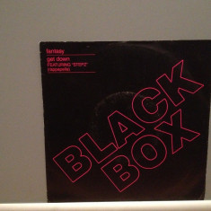 BLACK BOX - FANTASY/GET DOWN (1990/POLYDOR/RFG) - Vinil Single pe '7/Impecabila - Muzica Pop