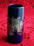 Vaza chinezeasca din portelan, cobalt (1)