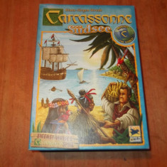 Boardgame Carcassonne Marile Sudului - Joc board game