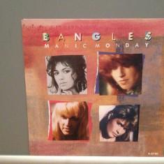 BANGLES - MANIC MONDAY/IN A DIFFERENT....(1985/CBS/RFG) - Vinil Single pe '7/NM - Muzica Pop Metronome