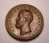 Medalie Regele Carol I - Concurs de agricultura si industrie 1881
