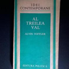 Alvin Toffler – Al treilea val - Carte Filosofie