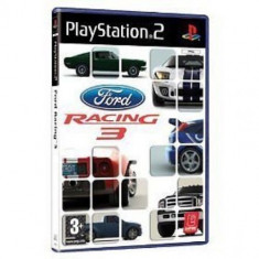 FORD Racing 3  - PS2 [Second hand], Curse auto-moto, 3+, Multiplayer