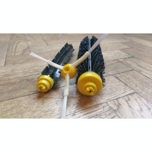 Set 3 perii - iRobot Roomba 600, 700