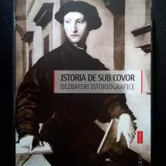 Ovidiu Pecican - Istoria de sub covor - Istorie