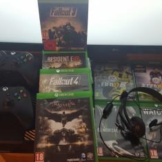 Xbox One 1 Tb + 8 jocuri