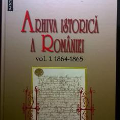 Bogdan Petriceicu Hasdeu - Arhiva istorica a Romaniei {2 volume} - Istorie