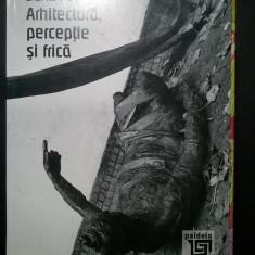 Dana Pop - Arhitectura, perceptie si frica - Carte Istoria artei