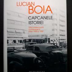 Lucian Boia - Capcanele istoriei - Carte Istorie