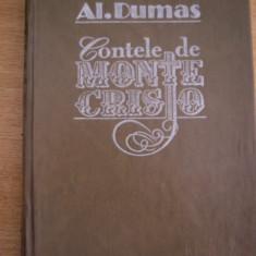RWX 19 - CONTELE DE MONTE CRISTO - ALEXANDRE DUMAS - VOL 2 - EDITATA IN 1992 - Carte de lux