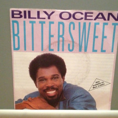 BILLY OCEAN - BITTERSWEET (1986/JIVE/RFG) - Vinil Single pe '7/Impecabila - Muzica Pop Teldec