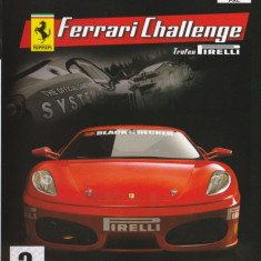 Ferrari Challange – Trofeo Pirelli  -  PS2  [Second hand], Curse auto-moto, 3+, Multiplayer