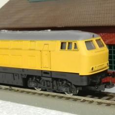 Vand locomotiva diesel trenulet lima scara HO - Macheta Feroviara Lima, 1:87, Locomotive