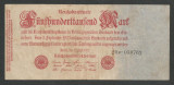 GERMANIA  500000 500.000   MARCI  MARK  1923 [1] P-92/2  ,  VF