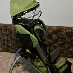 Rucsac Port-bebe drumetii Deuter Comfort Plus - stare foarte buna purtat copii