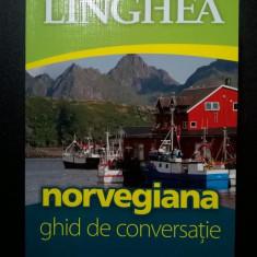 Linghea Norvegiana ghid de conversatie cu dictionar si gramatica