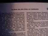 EMISIUNE COMEMORATIVA ORIGINARA IN ONOAREA PRIONCIPAT.LICHTEINSTEIN-1 UNCIE AG-