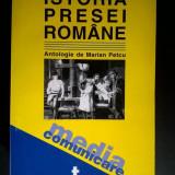 Istoria presei romane Antologie de Marian Petcu