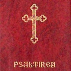 D - Psaltirea, Editura Reintregirea 2008, pag 377, Coperta tare imitatie piele - Carti de cult