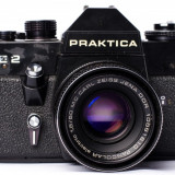Praktica ee2 +  Carl Zeiss Jena 50mm 1.8 Pancolar MC