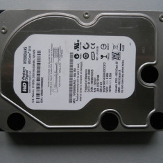 HDD 500 Gb 3, 5 inch Western Digital Sata 2 Desktop. - Hard Disk Western Digital, 500-999 GB, Rotatii: 7200