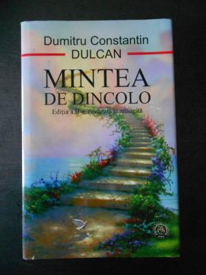 DUMITRU CONSTANTIN DULCAN - MINTEA DE DINCOLO foto
