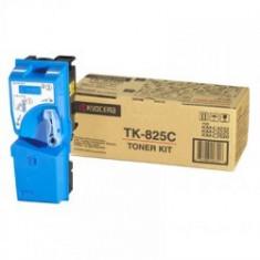 Cartus OEM Kyocera TK-825C toner Cyan 7000 pagini - Cartus imprimanta