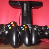 Xbox 360 Microsoft 500 GB+3 Controller+Kinect Senzor+20 Jocuri