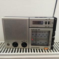 Radio Grundig Clock-Boy 500 - Aparat radio