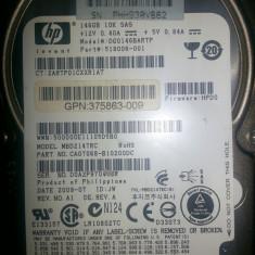 Vand 4 X Fujitsu MBD2147RC 147GB 10.000 RPM - Hard Disk