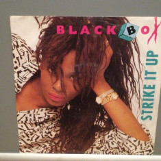 BLACK BOX - STRIKE IT UP (1991/POLYDOR/RFG) - Vinil Single pe '7/Impecabil - Muzica Pop