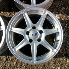 JANTE PLW 16 5X112 VW AUDI SKODA SEAT - Janta aliaj, Numar prezoane: 5