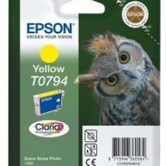 Cartus OEM Epson T0794 Yellow 11 ml - Cartus imprimanta